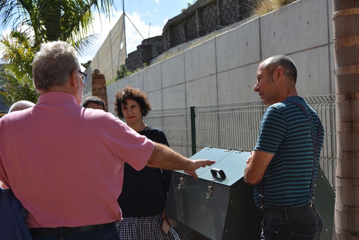 Compostera Triana 1 cslapalma consorcio servicios