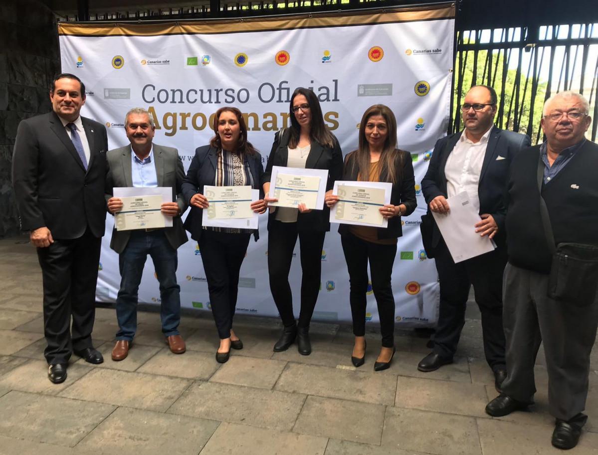 151118 Premios Agrocanarias 2018