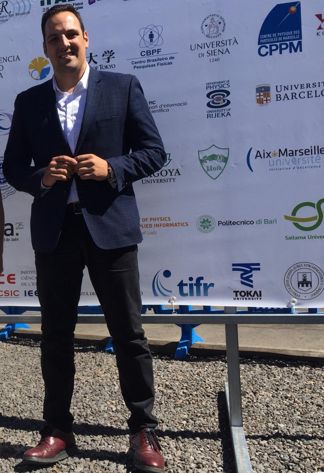 Jonathan Felipe, alcalde de Breu00f1a Alta