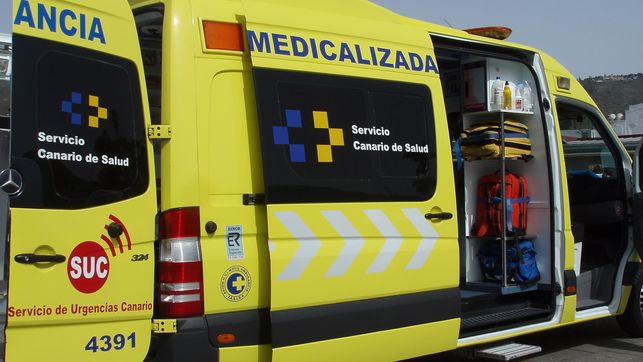 Ambulancia Servicio Urgencias Canario SUC EDIIMA20160701 0150 78