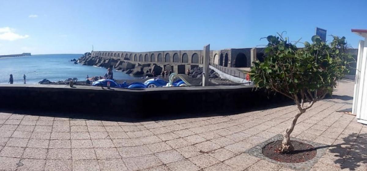 Puerto de Tazacorte   Paseo Litoral   Estudio de batimetru00eda 3