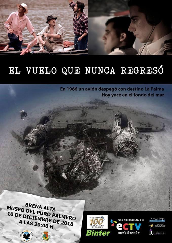 Palmeros en El Mundo presentaciu00f3n documental