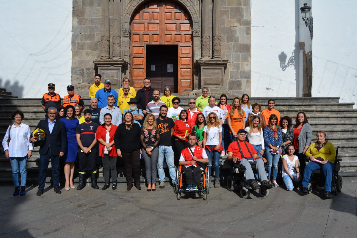 Feria del Voluntariado 051218