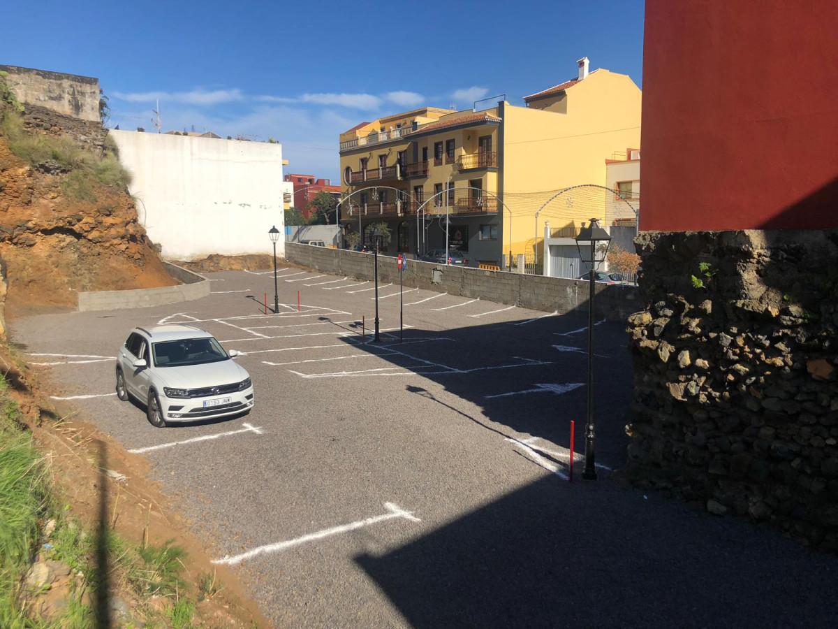 Parking Breu00f1a Alta