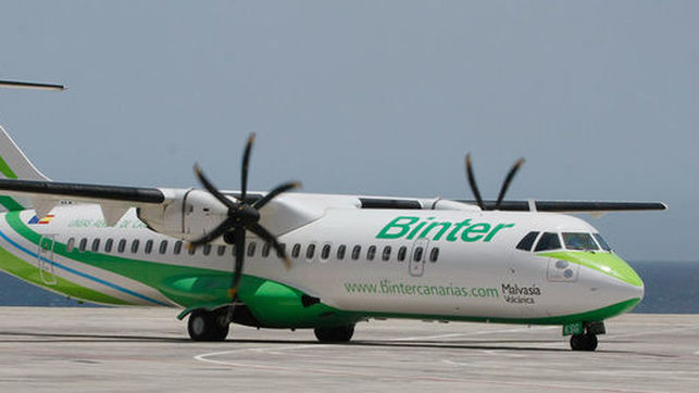 Aeronave tipo ATR compania Binter EDIIMA20171019 0945 19