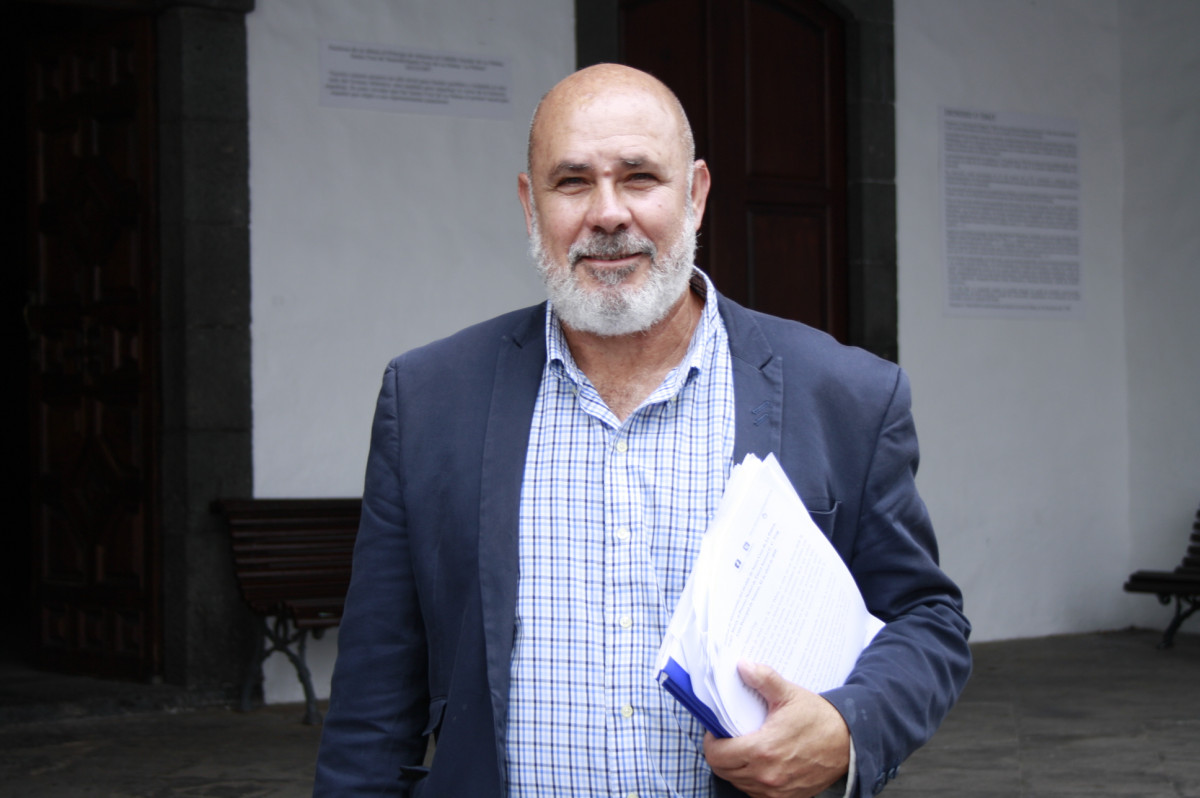 Julio Felipe, concejal de Economu00eda y Cuentas