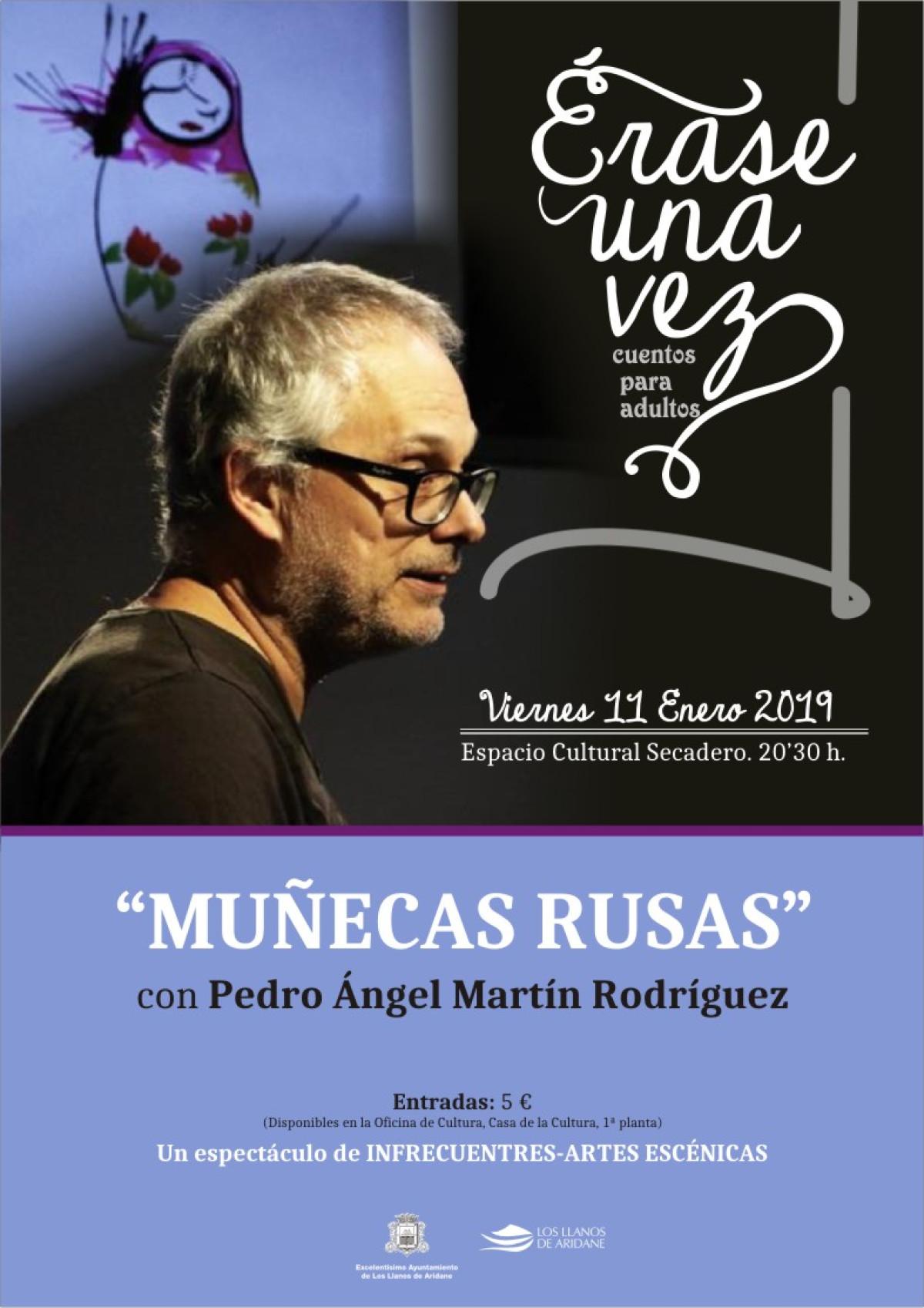 Ndp cartel estreno Eraseunavez 2019