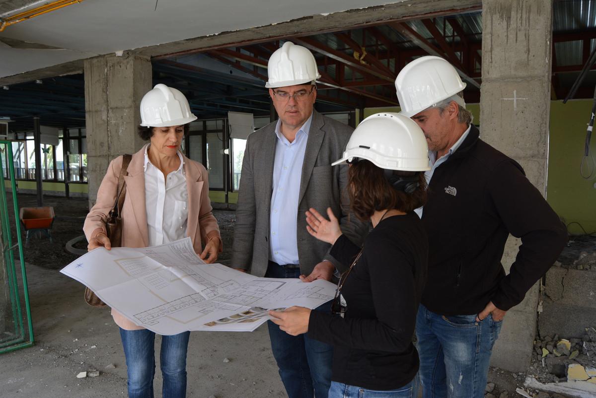 110118 Obras primera planta Residencia Pensionistas 1