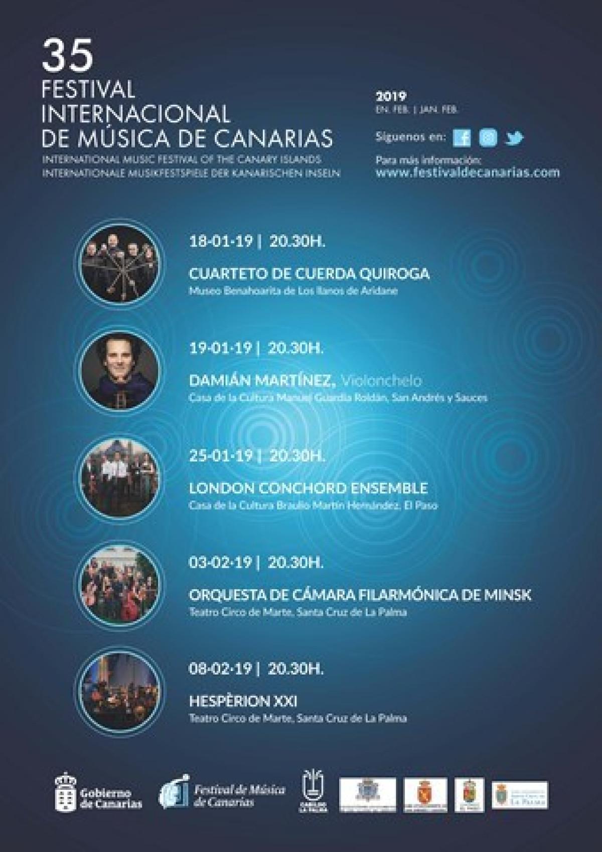 35 festival de musica