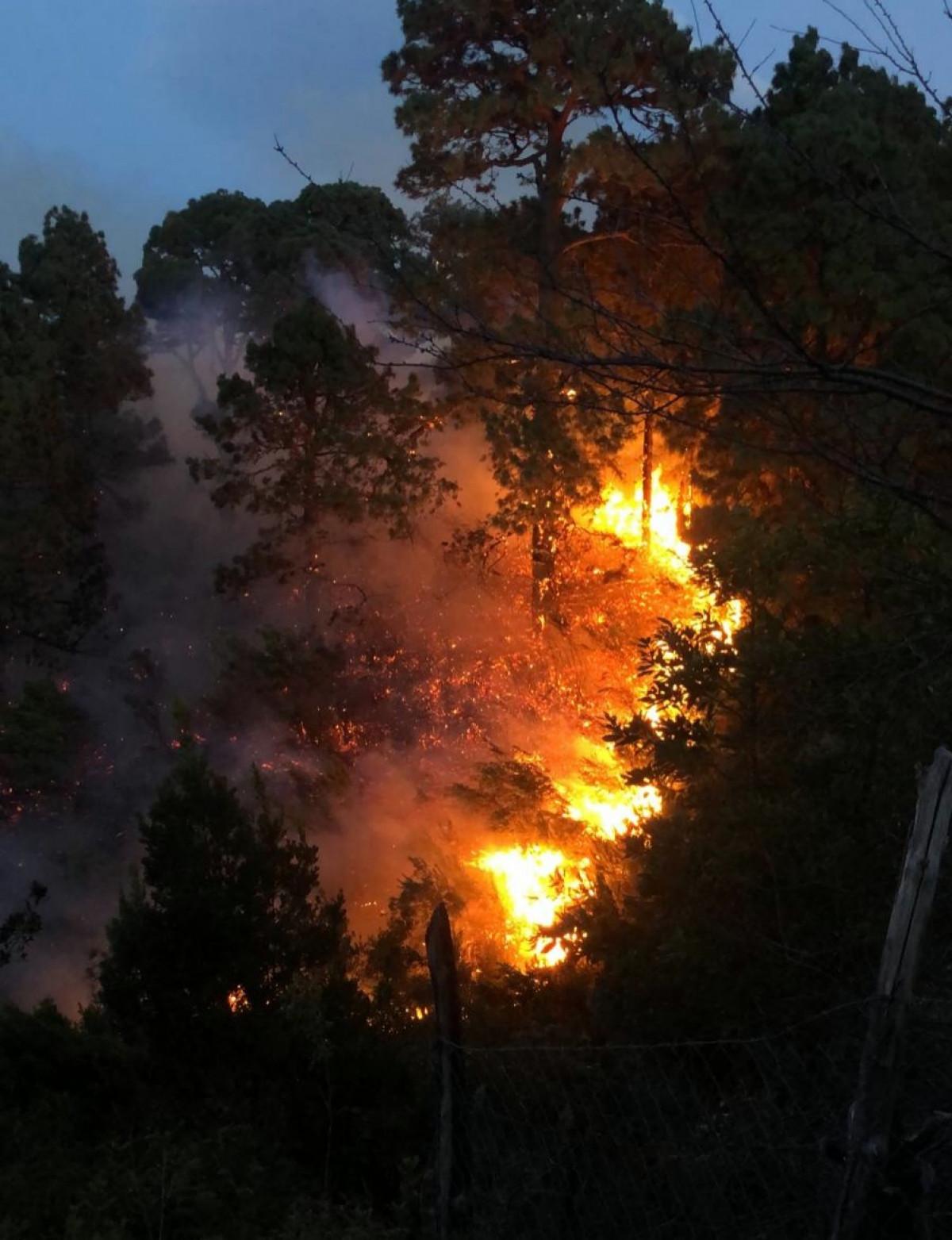 Incendio Llano Negro 5 Fotor