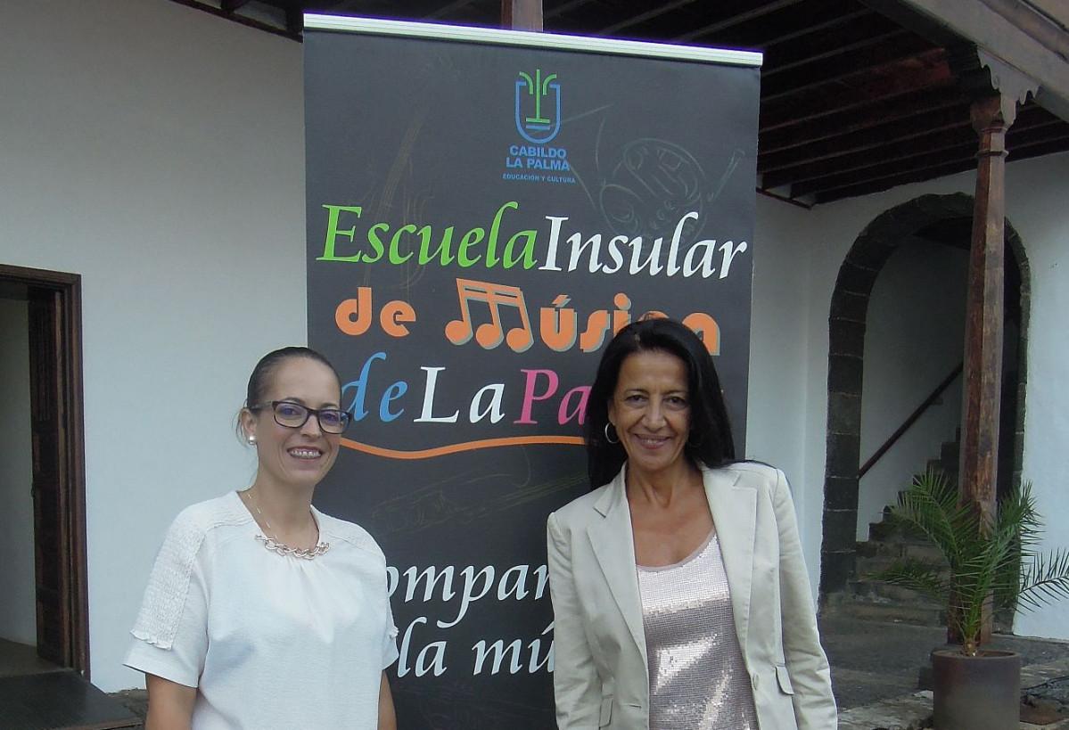 Susana Machu00edn y Mila Martu00edn