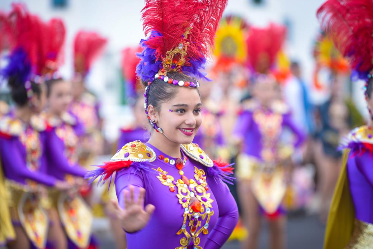 Coso Carnaval Breu00f1a Baja 2019