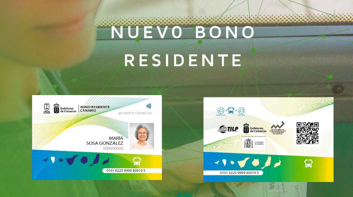 Bono de Residente Canario