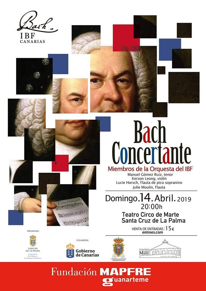 Bach Concertante 19 0
