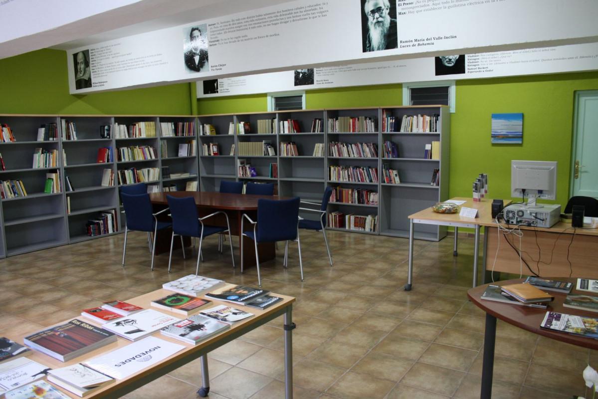 Biblioteca de Teatro Antonio Abdo