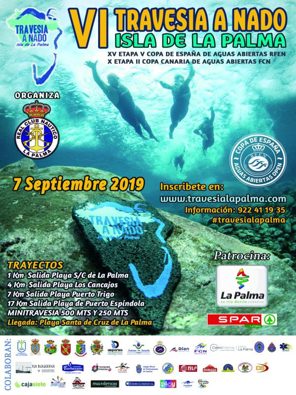 CARTEL TRAVESIA 2019 600x800