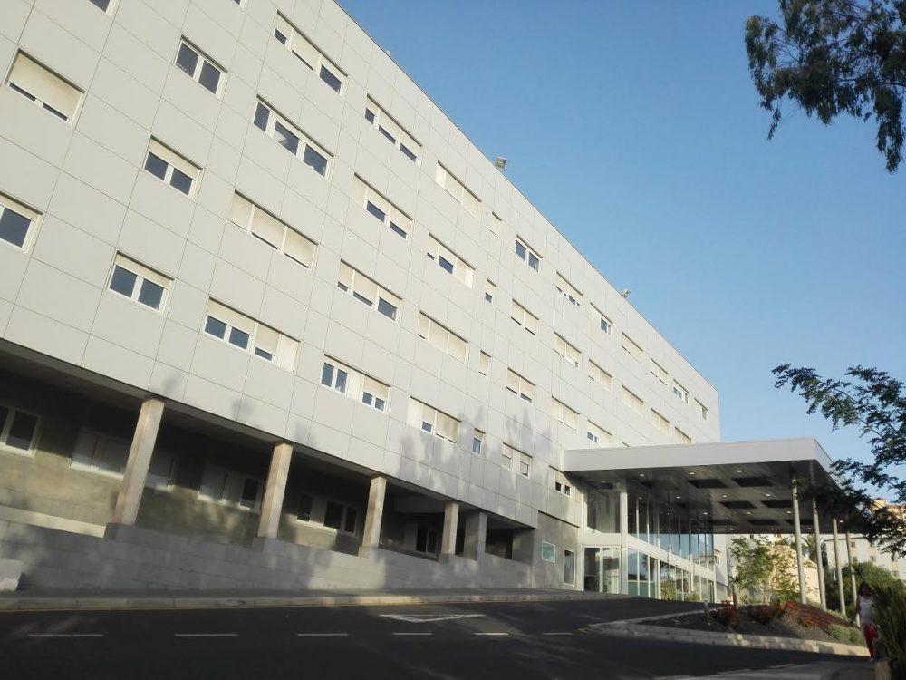 Imagen entrada principal Hospital Universitario Nuestra Seu00f1ora de Candelaria e1557222737725