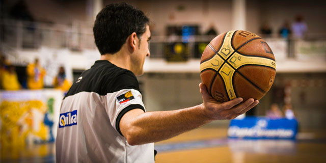 Arbitro basket
