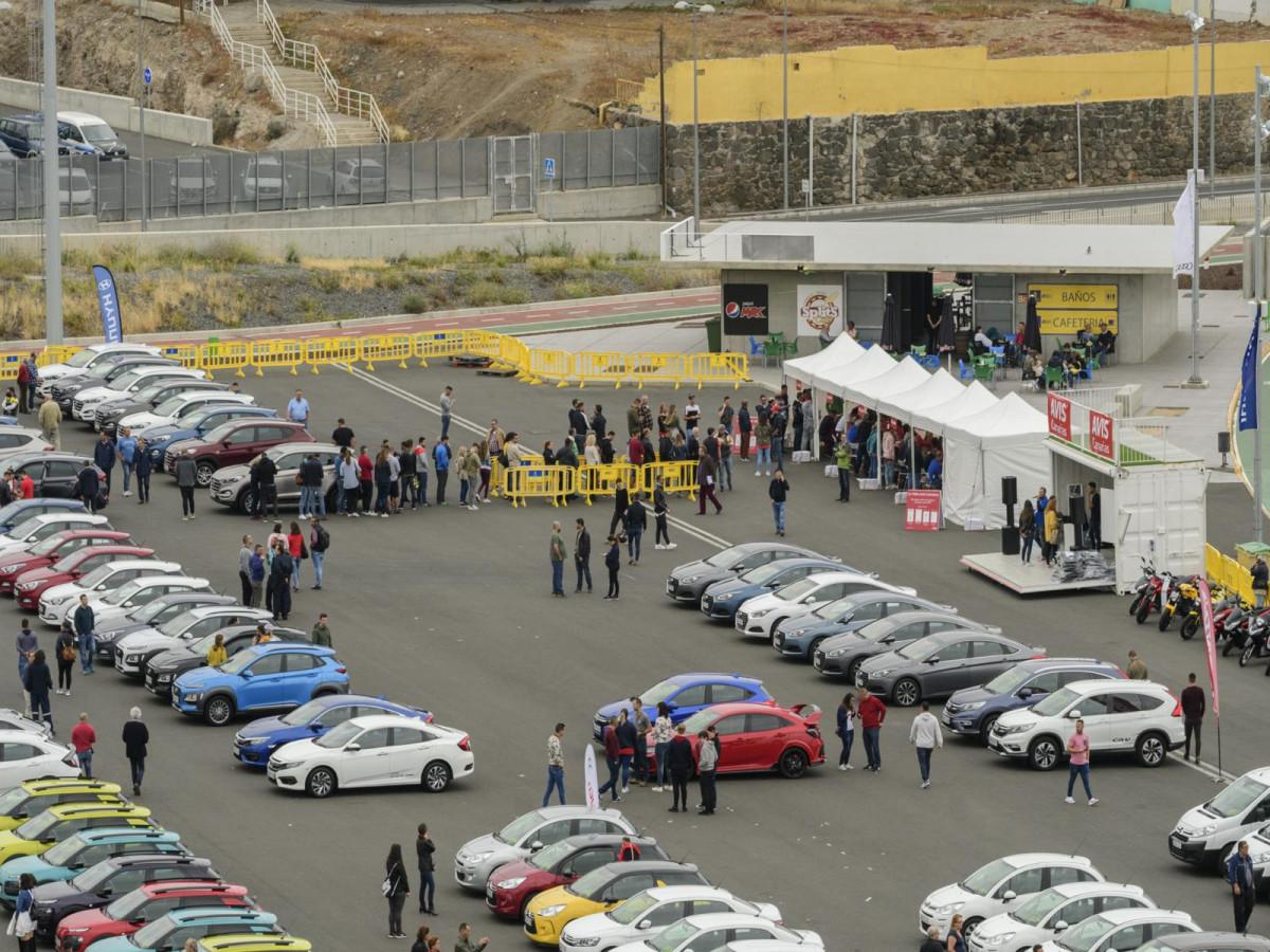 11.05.18 11 Feria AVIS CANARIAS 125 1600x1200