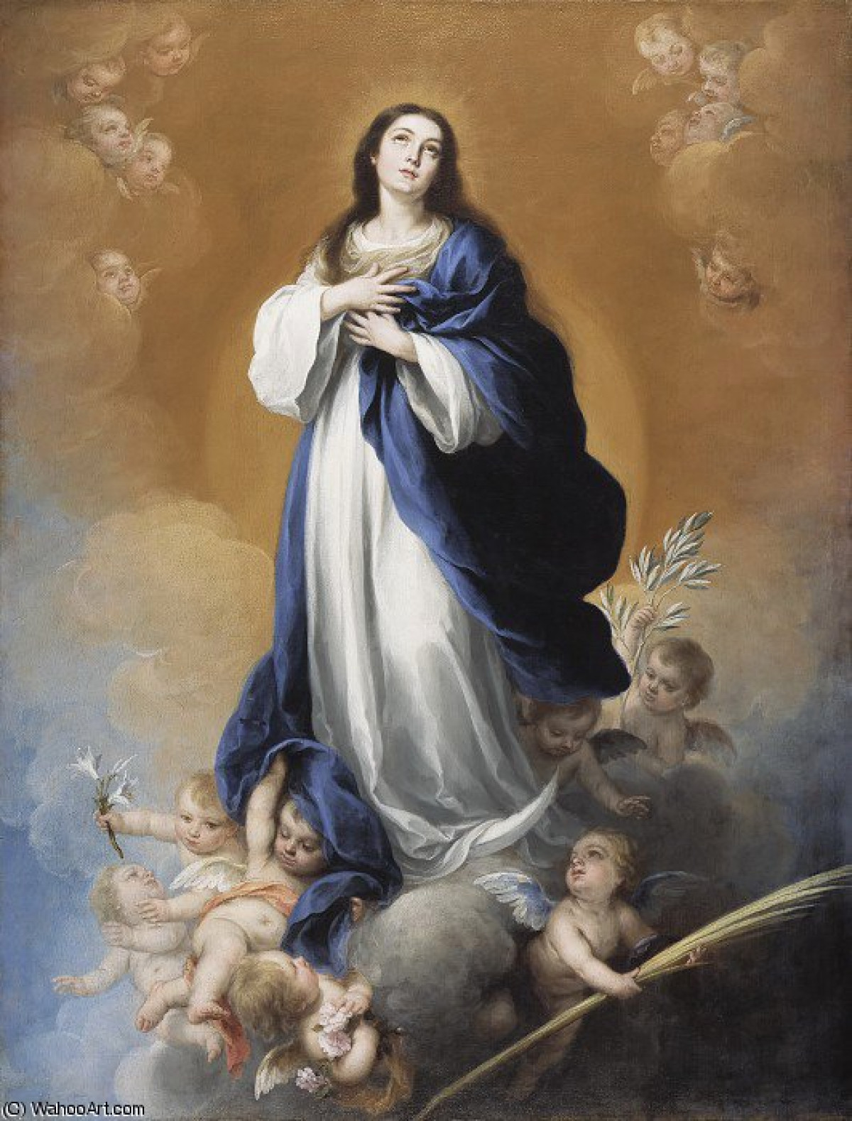 BartolomeEstebanMurillo theimmaculateconception