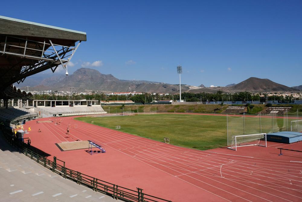 Instalaciones deportivas Arona 100