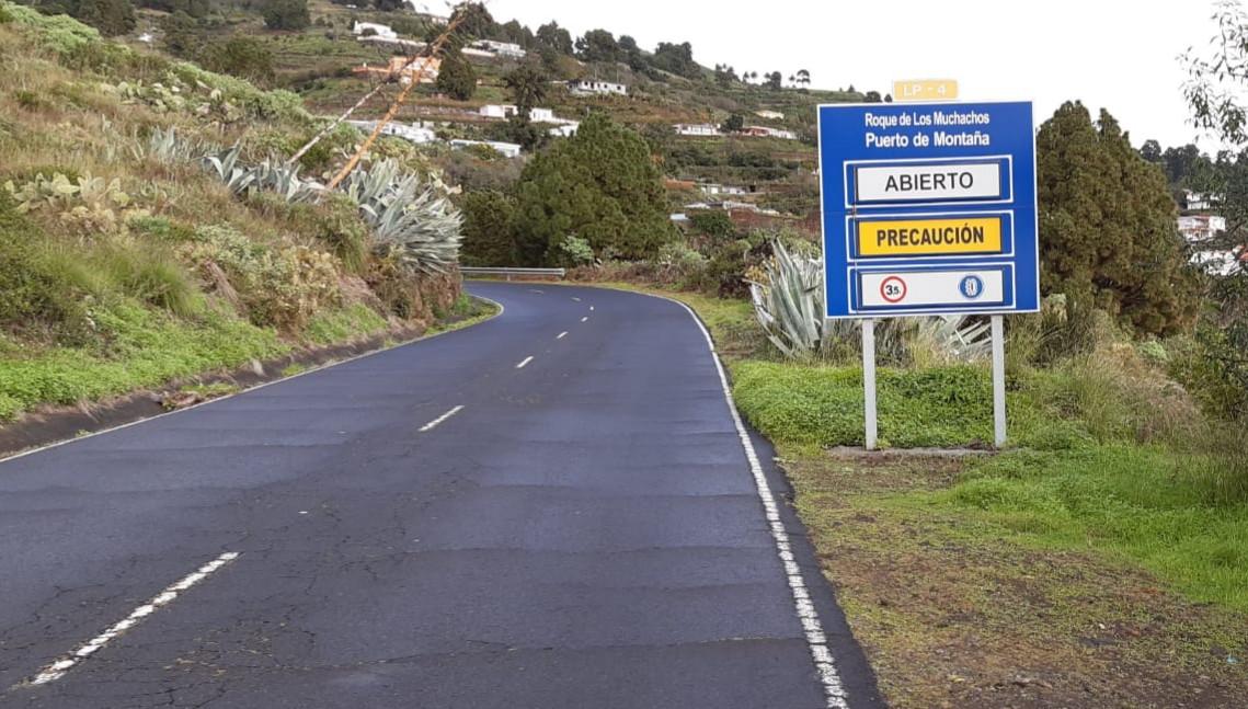 150121 Apertura carreteras