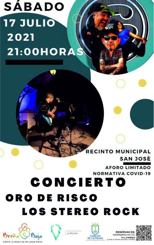 W Fiestas SantaAna 21 CociertoRock Cartel